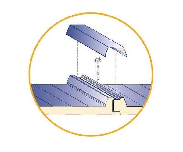 Remates fachada teja y cubierta