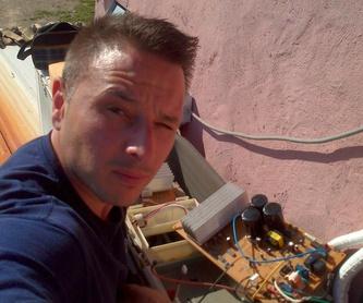 Reparaciones de aire acondicionado