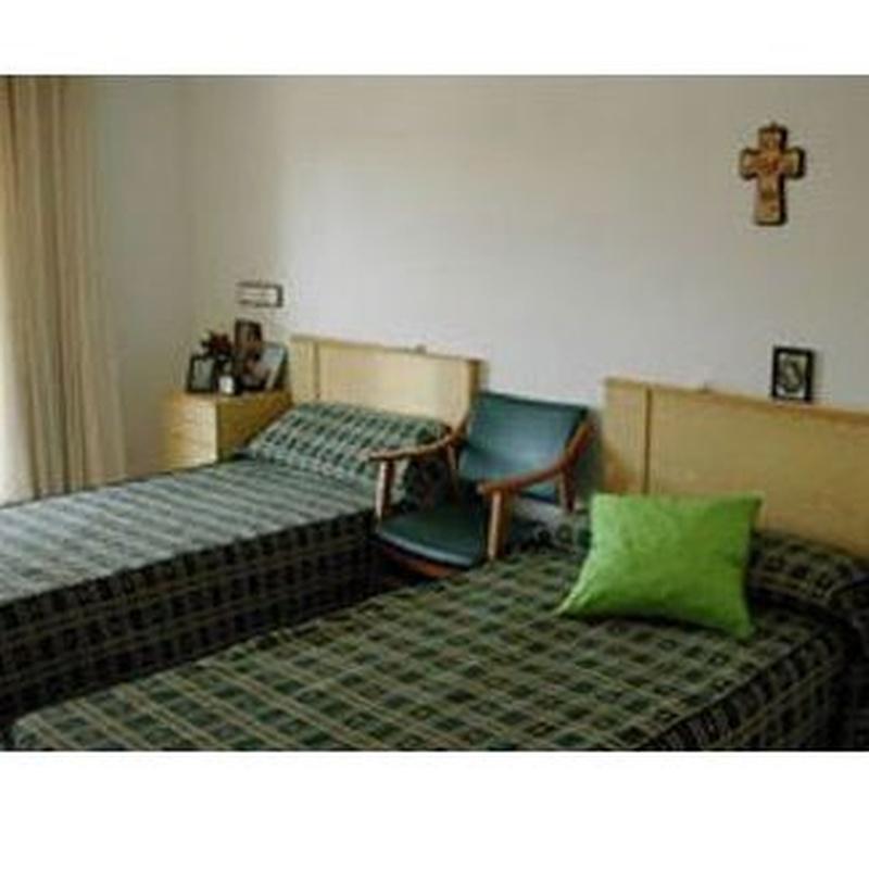 Las habitaciones: Nuestra Residencia de Residencia de Mayores El Pilar