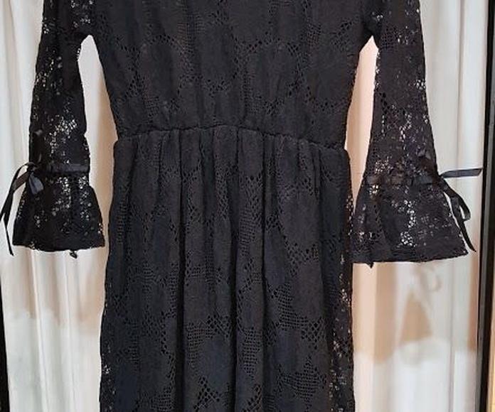 Vestido encaje negro: Productos de Picnic Moda Urban