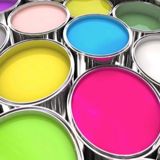 Utiliza los colores para las puertas de tu casa
