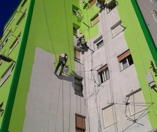Empresa en Torrelavega reparación  fachadas