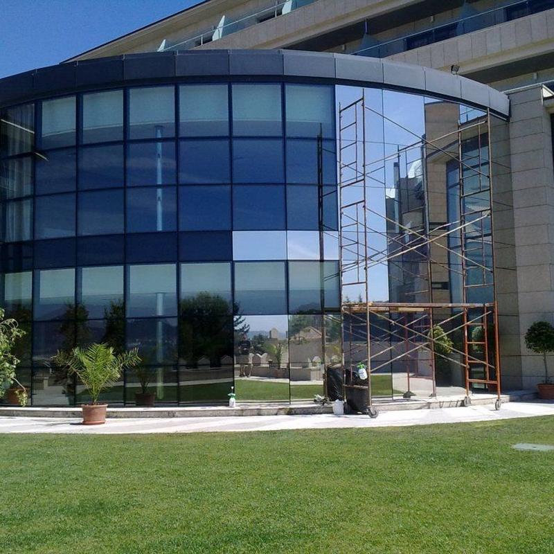 Láminas de protección solar en Vigo:  de Tintalúa