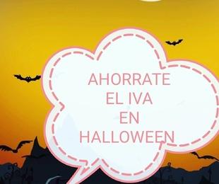 En Halloween ahórrate el IVA