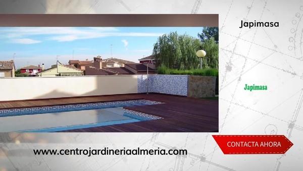 Instalación de piscinas en Almería: Japimasa