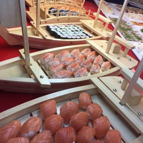 Restaurante asiático con  buffet y wok en Guadalajara