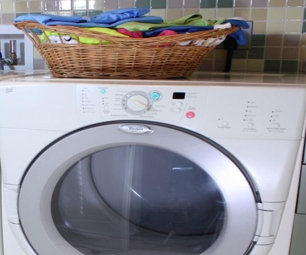 La utilidad de una secadora