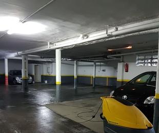Limpieza de Garaje