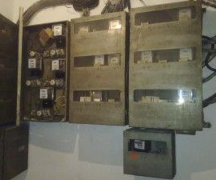 Centralización de contadores: Productos  de Electricidad Aitor Peñafiel