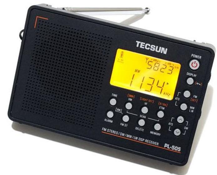 TECSUN PL-505: Catálogo de Olanni Electronics