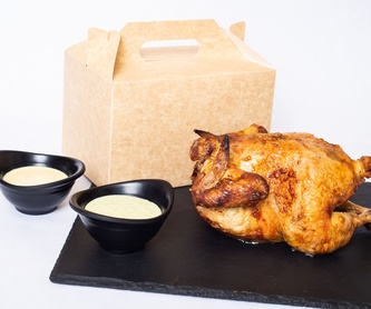 CHICKEN PASION , CHICKEN BLACK, TARTA 3 LECHES: CARTA DE PRODUCTOS de Chicken Grill