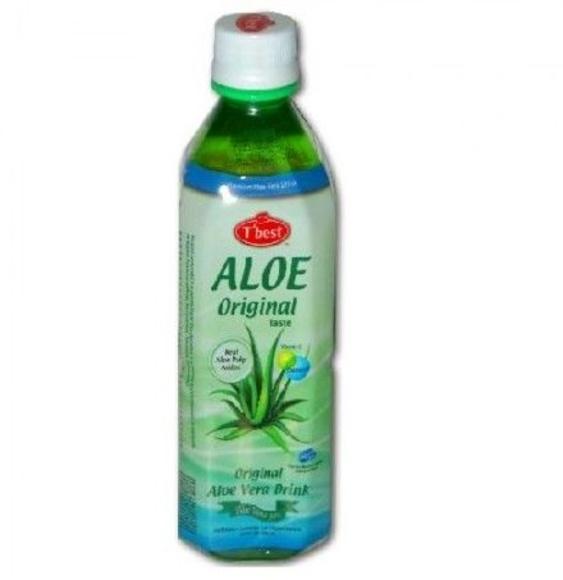 Aloe T'best: PRODUCTOS de La Cabaña 5 continentes