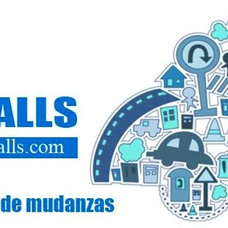 Mudanzas: Servicios y flota de Mudanzas Paco Valls