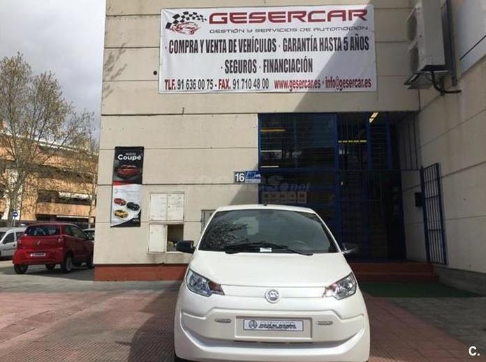 Aixam minauto GT, con llantas, 2016: Servicios de Gesercar