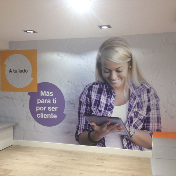 decoracion orange