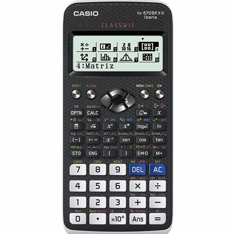 Calculadora Casio FX-570SPXII-S-ET: Nuestros productos de Stereo Cadena Auto Radio Guadalajara