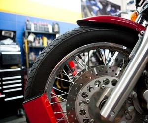 Taller especializado en motocicletas