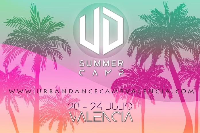 Campamento de Verano Adultos Danza Urbana 2020: Clases y Campamentos de Dance Center Valencia