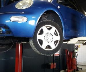 Reparaciones del automóvil