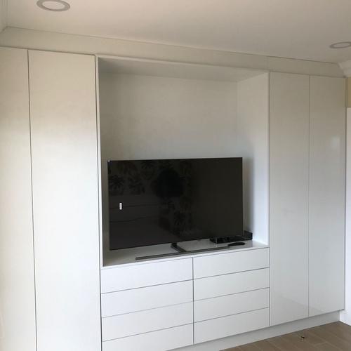Mueble salón televisión