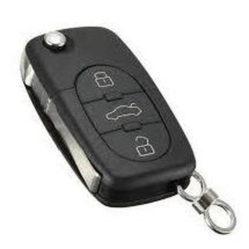 Mando Audi. Tres botones, varios modelos: Productos de Zapatería Ideal