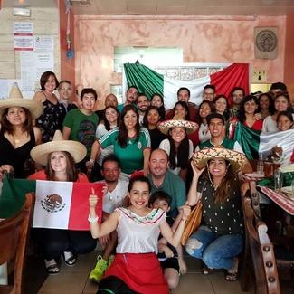 DIAS DE FIESTAS MEXICANAS