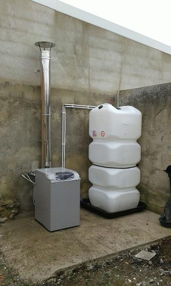 Calefacción: Servicios de Ruano & Gexproing