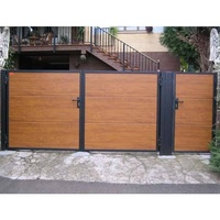 Instalación de puertas automáticas: Catálogo de Montero Automatismos y Cierres