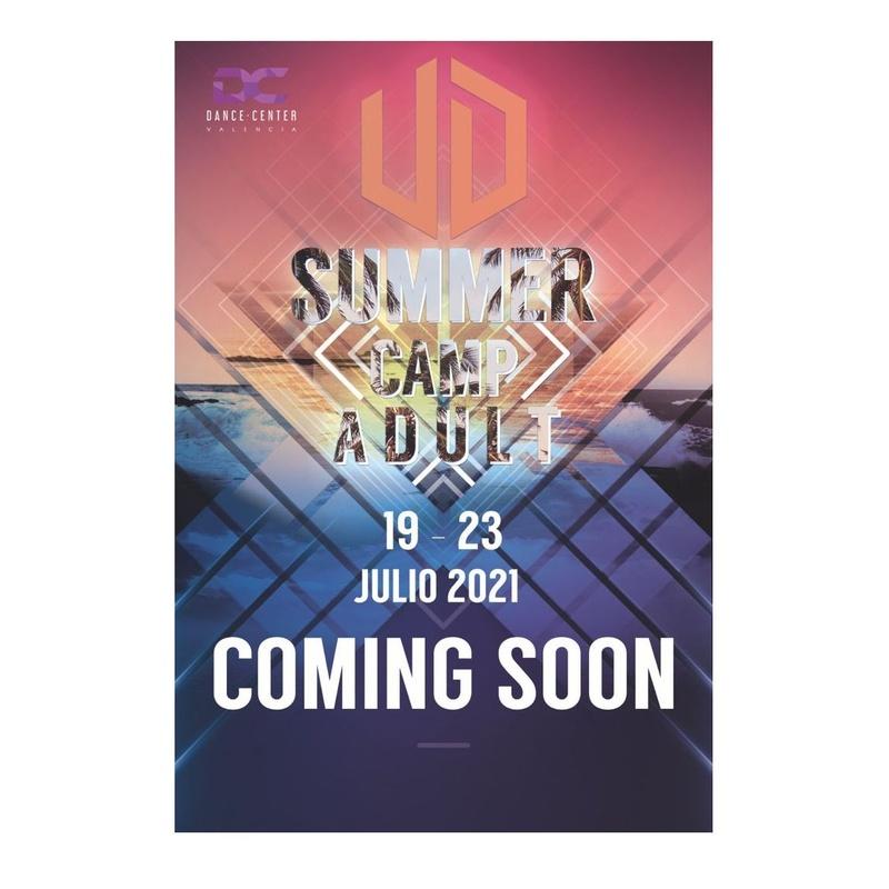 Campamento de Verano Adultos Danza Urbana 2021