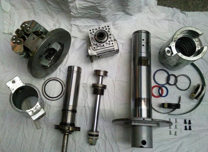 Reparacion de conjuntos hidraulicos.