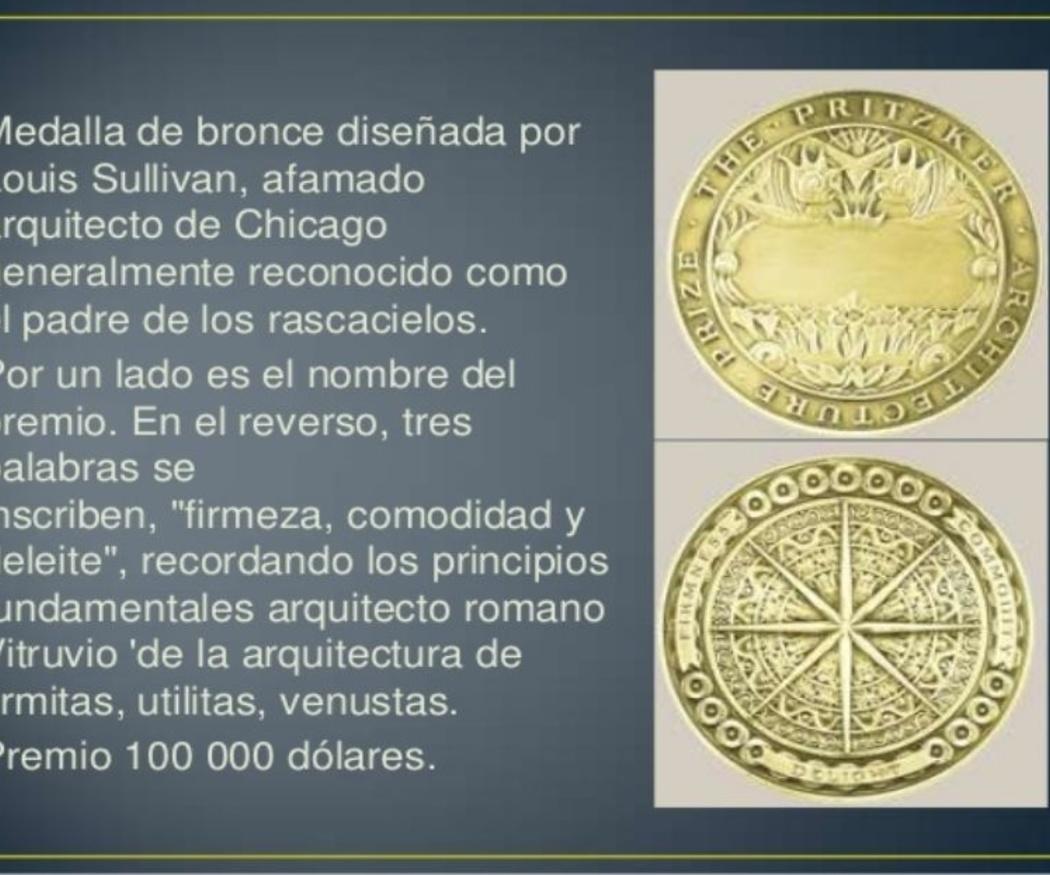 ¿Sabes cuándo se creó el Premio Pritzker?