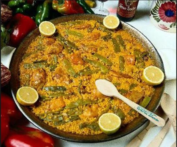 Paella: Servicios de Restaurante Birjilanda