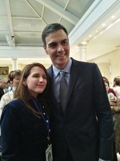 MARINA GONZÁLEZ MORENO, EXALUMNA DE NUESTRA ESCUELA DE ARTE