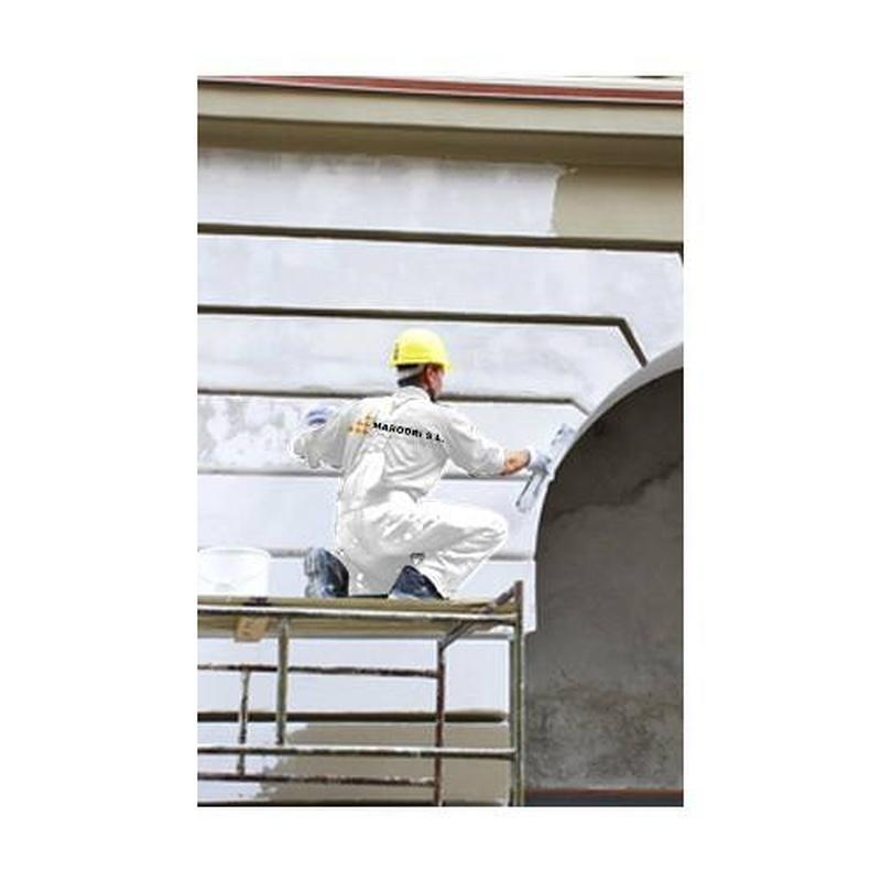 Rehabilitación y restauración: Servicios de Marodri, S.L.
