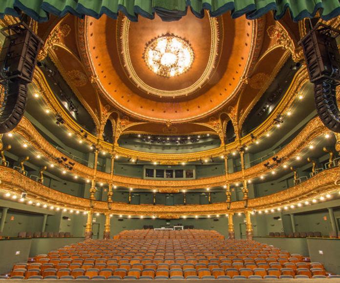 Teatro Campos Eliseos, Bilbao