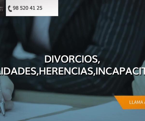 Abogados especializados en separaciones en Oviedo | García & Álvarez Abogados