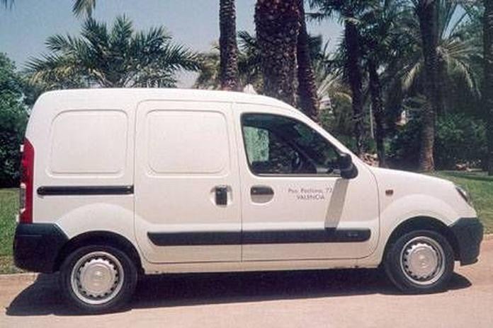 Nissan Kubistar 1.5 D.C.I.: OFERTAS de Abirent