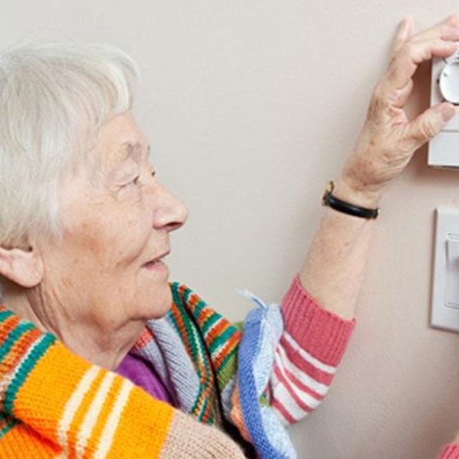 La temperatura ideal para la calefacción de una casa