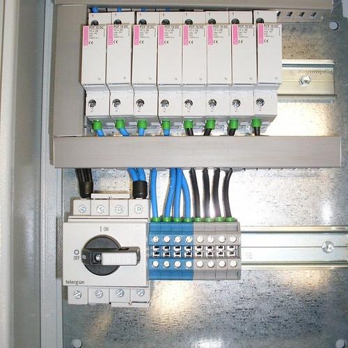 Mantenimiento eléctrico industrial en Valencia