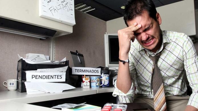 Estrés Laboral - Psicólogos Mª Ángeles Mediavilla y Luis A. Romero