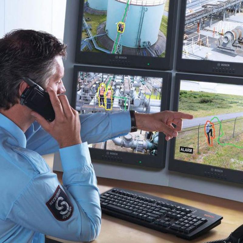 Vídeo análisis: sistemas de seguridad con cámaras IP: Productos y servicios de Systeline Telecomunications