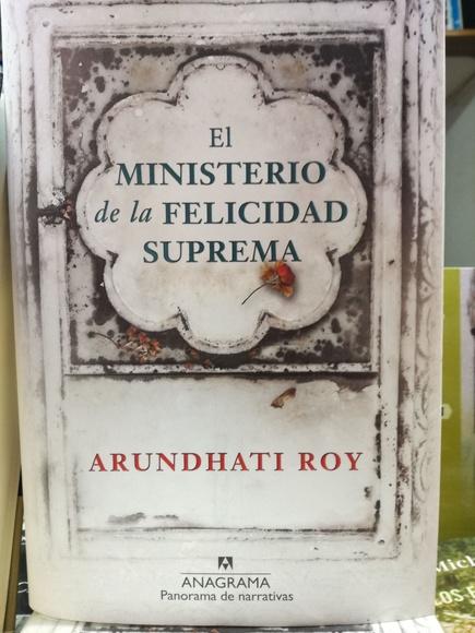 EL MINISTERIO DE LA FELICIDAD SUPREMA: SECCIONES de Librería Nueva Plaza Universitaria