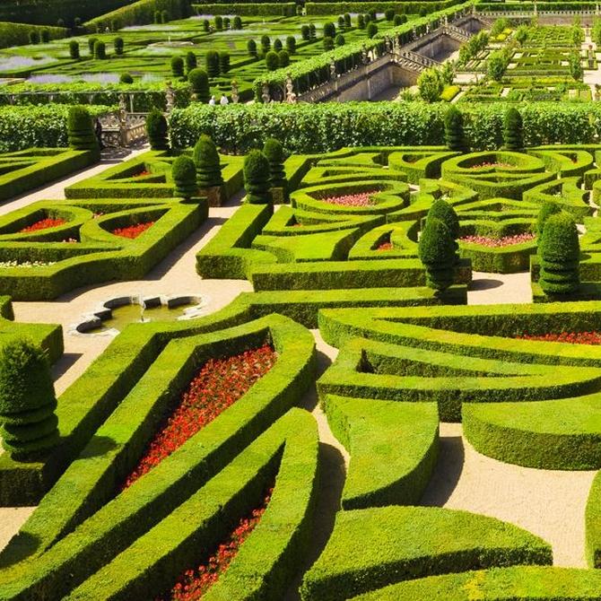 Las claves para crear un jardín fantasía