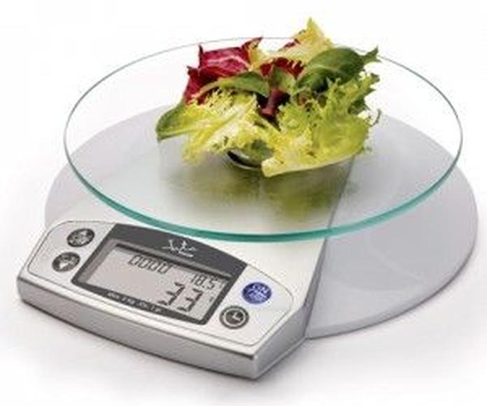 Balanza de cocina electr.: Catálogo de Probas