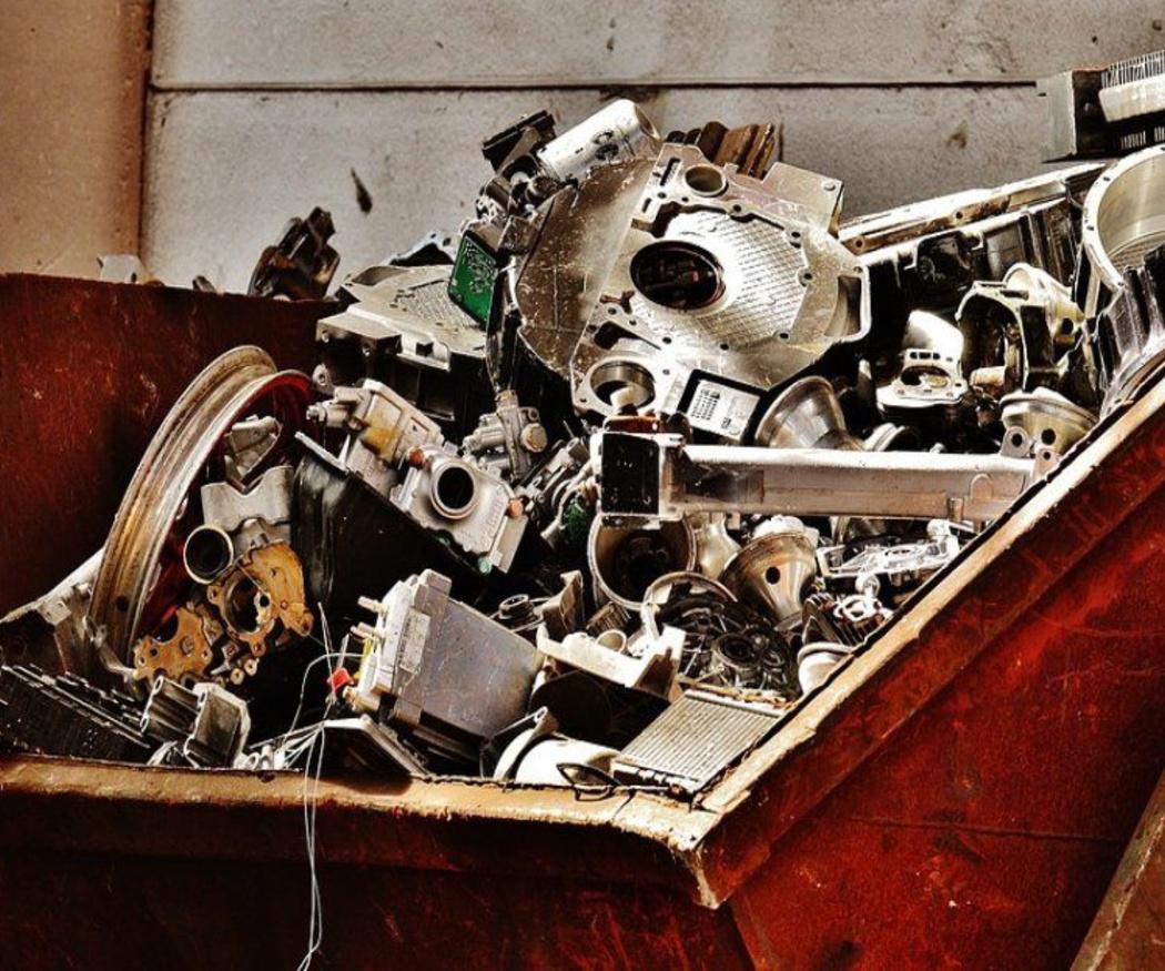 El reciclaje de chatarra en España llega hasta las 7,2 megatoneladas