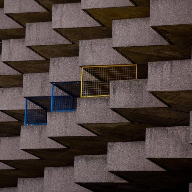 El hormigón armado, la esencia de Niemeyer