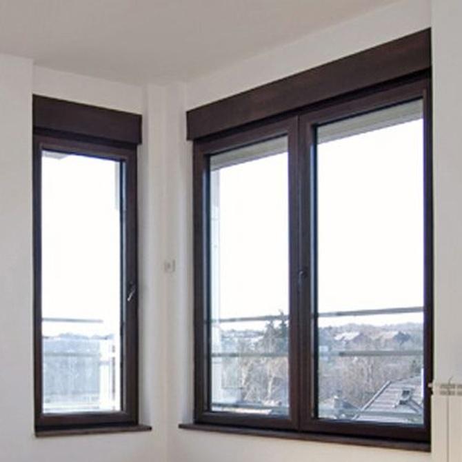 Ventajas de las ventanas de aluminio-madera