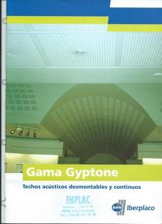 Gyptone gama continuo