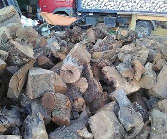 Madera seca para encender: Servicios de Chimo Almacén de Leña