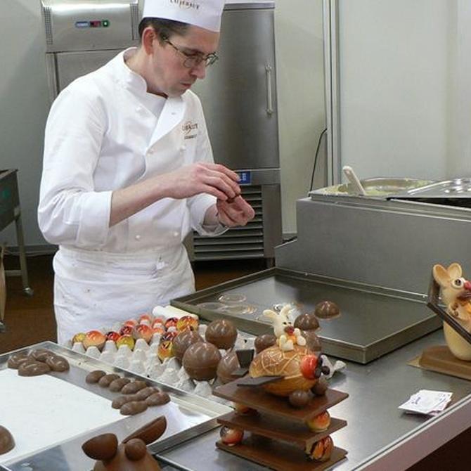 Uniformes de chefs bordados